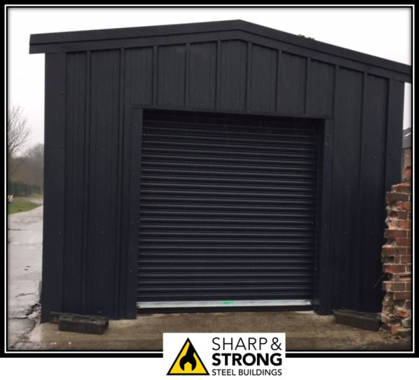 What is a Steel Building Garage?